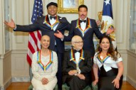 LL Cool J, Lionel Richie, and Gloria Estefan Awarded Kennedy Center Honors at Trump-Free Ceremony