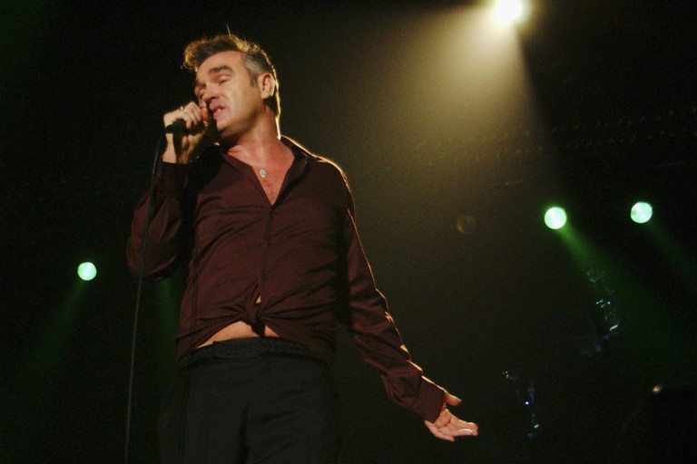 Morrissey interviewed by Rolling Stone's Rob Sheffield