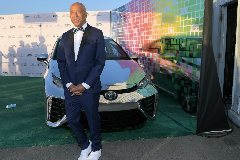 Russell Simmons accused of rape, sexual harassment