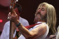 Harry Shearer's <i>Spinal Tap</i> Character Is Releasing a Classic Rock Album
