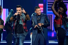 Luis Fonzi and Daddy Yankee