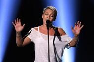 "Grammys 2018: Watch Pink Perform ""Wild Hearts Can't Be Broken"""