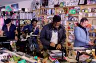 Watch Open Mike Eagle's NPR Tiny Desk Concert