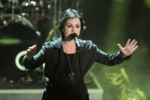 "Police Say Dolores O'Riordan's death ""not suspicious"""