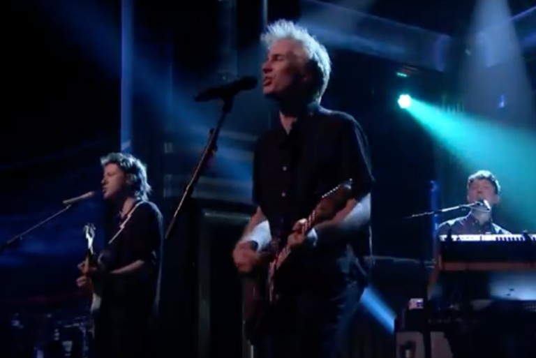 "Franz Ferdinand ""Always Ascending"" Fallon"