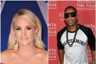 "Listen to Carrie Underwood and Ludacris' Unholy Super Bowl Anthem ""The Champion"""