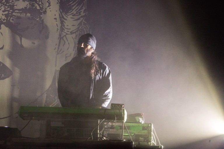 Crystal Castles Perform At The Wiltern