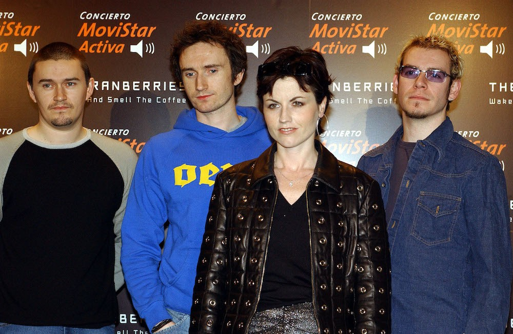 The Cranberries In Spain