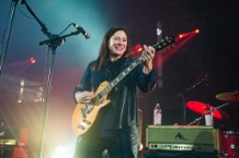 The Breeders Performs At La Gaite Lyrique