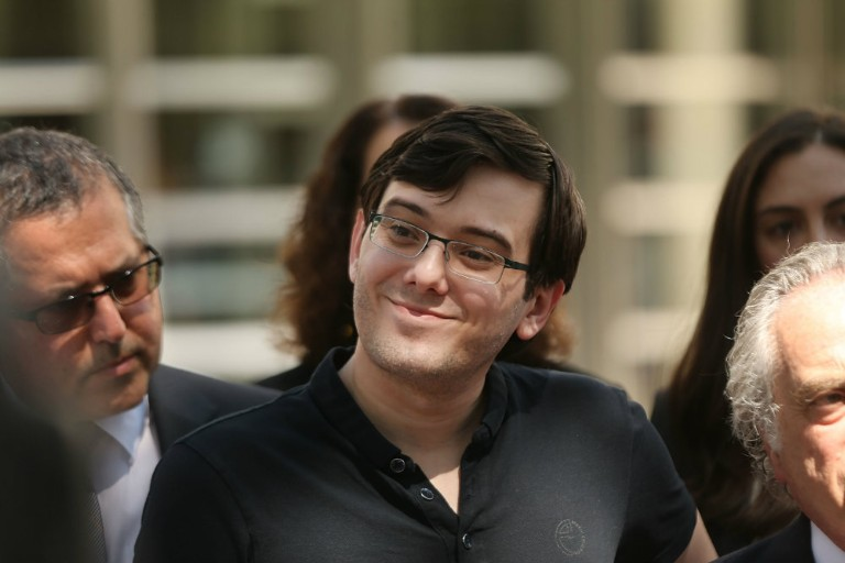 Judge Orders Martin Shkreli to Forfeit Wu-Tang CD