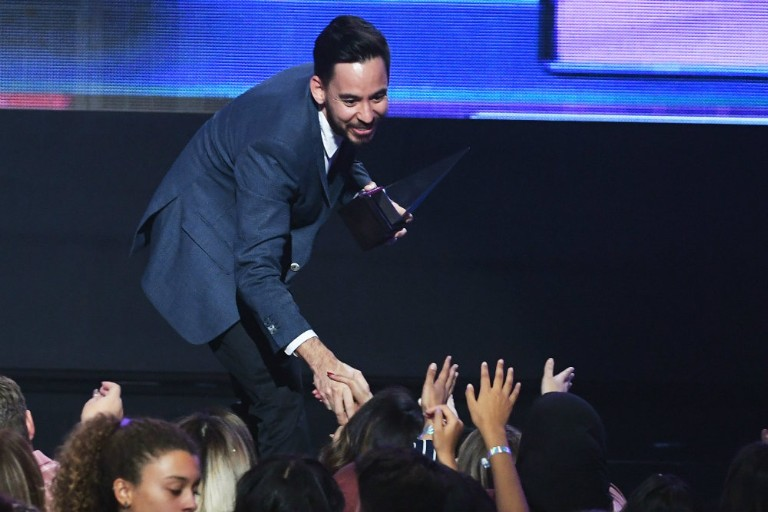 Mike Shinoda Announces Solo Album Post-Traumatic