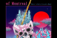 Review: of Montreal's <i>White Is Relic/Irrealis Mood</i> Might Make Sense to One Person Only