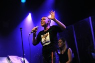 Sinéad O'Connor Announces First U.S. Shows in Four Years