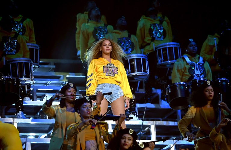 Beyonce Coachella performance