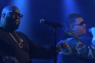 """Watch Run the Jewels Perform """"Thursday in the Danger Room"""" on <i>Colbert</i>"""