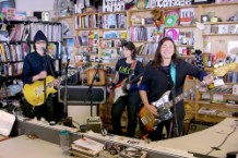 The Breeders Tiny Desk Concert