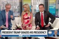Here's the Craziest Shit Trump Said During His <i>Fox & Friends</i> Call