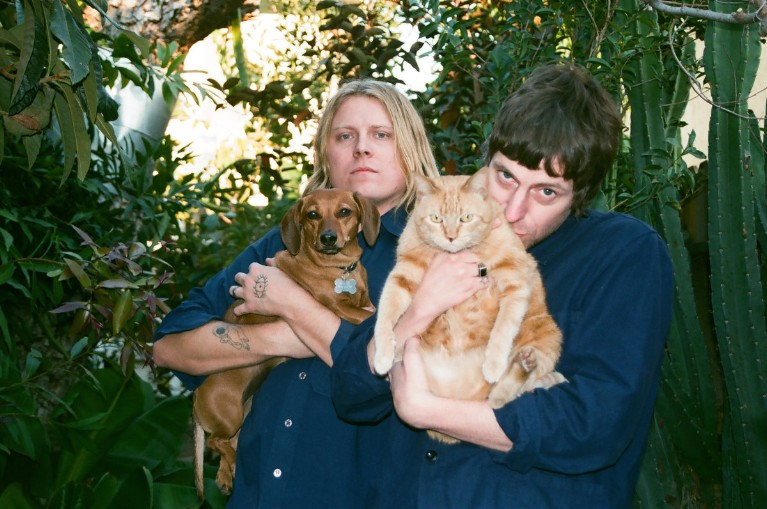 """ty segall and white fence - """"Good Boy"""""""
