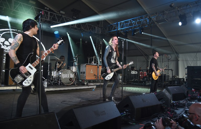 Against Me! announce US tour this Summer