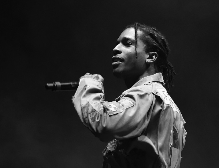 "Asap Rocky - ""Purity"" featuring Frank Ocean and Lauryn Hill"