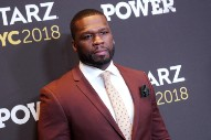 """50 Cent Under Investigation for """"Aggravated Harassment"""""""
