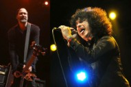 Krist Novoselic, Cedric Bixler-Zavala, and Mike Watt All Play on the Same New Album