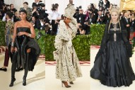 Here's What Musicians Wore to the 2018 Met Gala