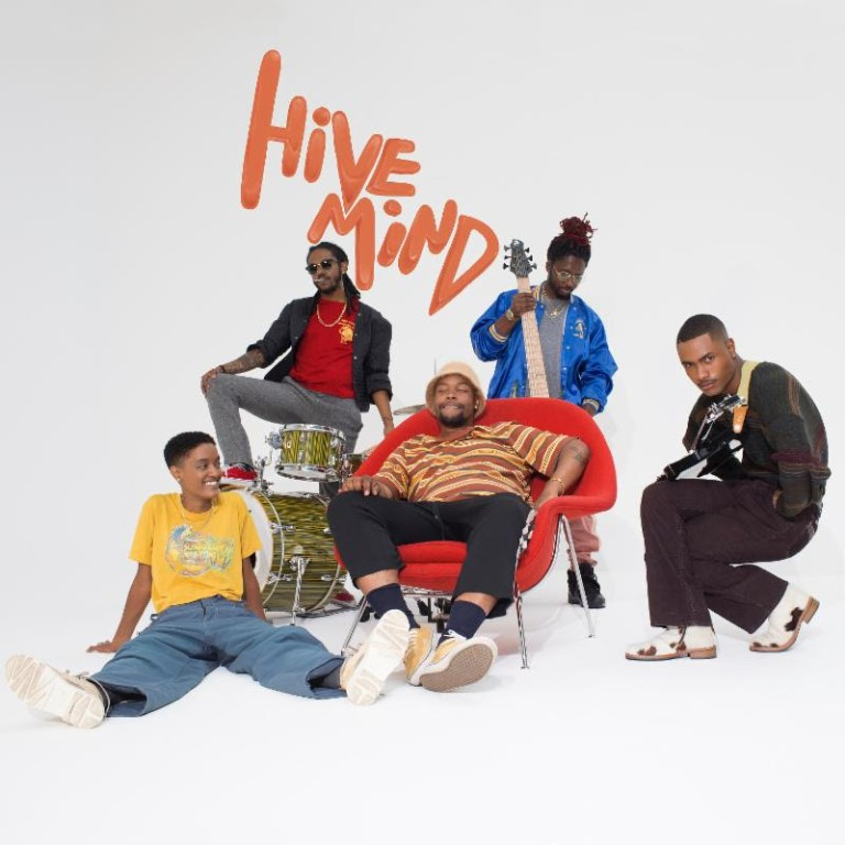 the internet hive mind cover art
