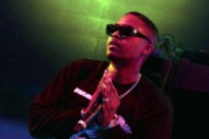 Nas Unleashes New Hit-Boy Backed Single 'Ultra Black'