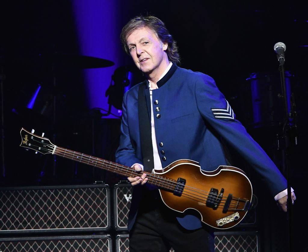 Paul McCartney In Concert