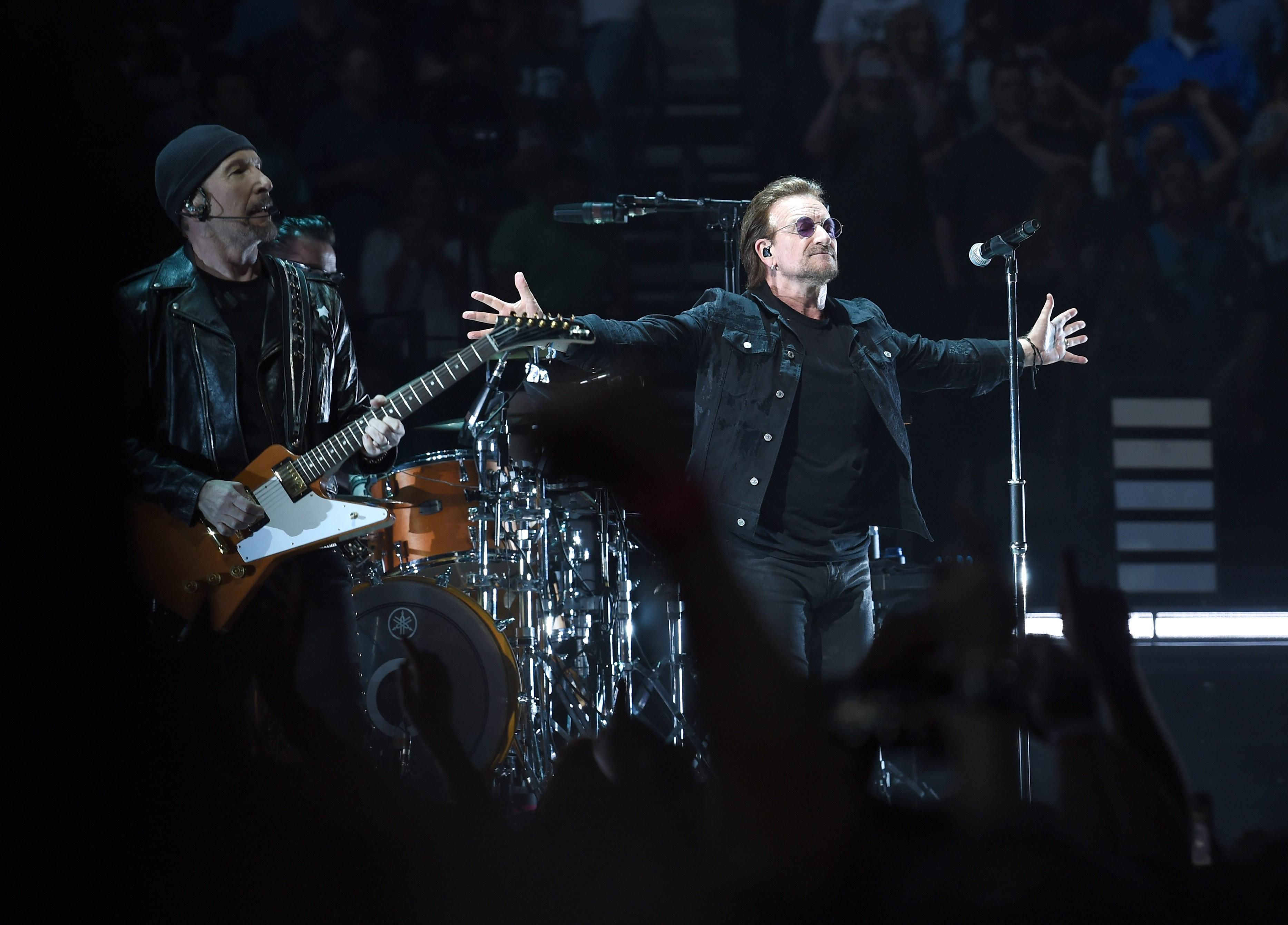 U2 In Concert - Nashville, Tennessee