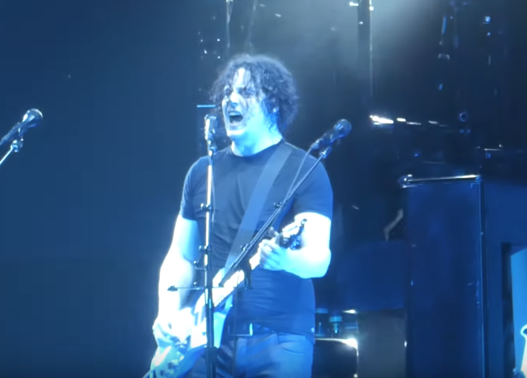 Jack White Donald Trump