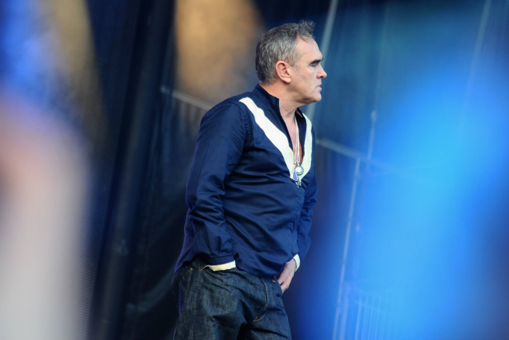 Morrissey Only Eats Bread, Potatoes, Pasta, and Nuts