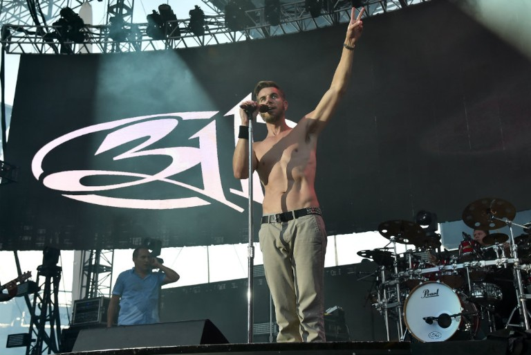 311 and the Offspring Record Each Other's Songs