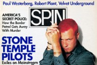 "Our 1993 Stone Temple Pilots Cover Story: ""Steal This Hook"""
