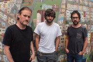 "Geoff Barrow's Beak> Announce New Album, Release ""Brean Down"""
