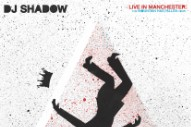 Stream DJ Shadow's New Live Album <i>Live In Manchester: The Mountain Has Fallen Tour</i>