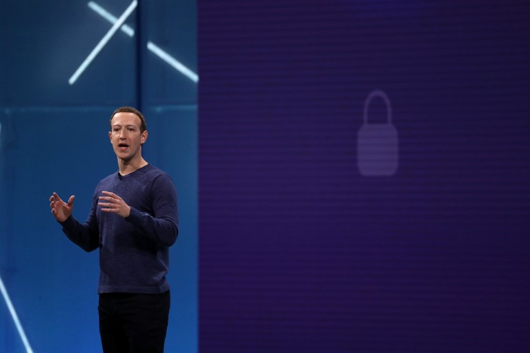 Mark Zuckerberg Defends the Presence of Holocaust Deniers on Facebook