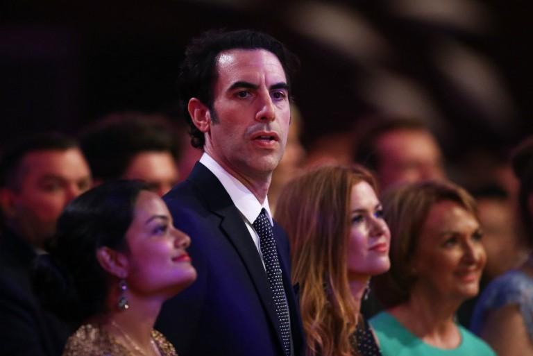 Sacha Baron Cohen Show Pisses Off Sarah Palin, Roy Moore