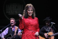Loretta Lynn Announces <i>Wouldn't It Be Great?</i> Album, Releases Title Track