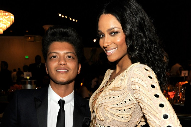 Bruno Mars Replaces Cardi B with Ciara on Tour