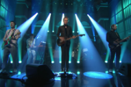 "Watch Franz Ferdinand Perform ""Lazy Boy"" on <i>Seth Meyers</i>"