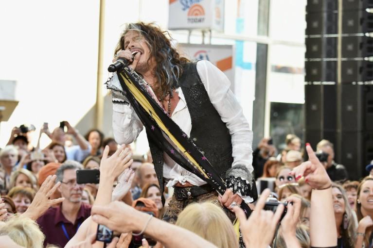 Steven Tyler Tells Trump to Stop Playing Aerosmith at Rallies