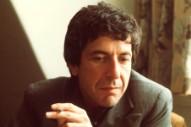 "Here Are the Lyrics to Leonard Cohen's ""Hallelujah"""