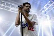 J. Cole Announces Dreamville Festival Lineup Featuring Young Thug, SZA, Nelly, Big Sean, More