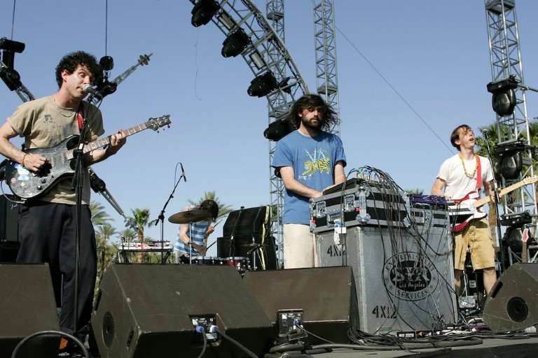 2006 Coachella Music Festival - Day 1
