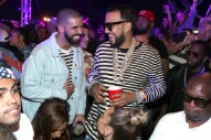 "Listen to French Montana and Drake's Latest Collaboration ""No Stylist"""