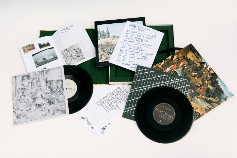 Fleet Foxes Announce 'First Collection 2006 - 2009' Box Set