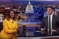 M.I.A Talks About Her New Documentary on <i>The Daily Show With Trevor Noah</i>