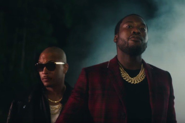 """ti and meek mill """"jefe"""" video"""